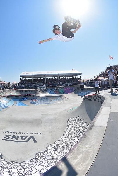 Extras from Huntington Beach VPS - Tom 540