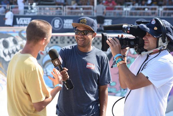 Extras from Huntington Beach VPS - Dune Interviews