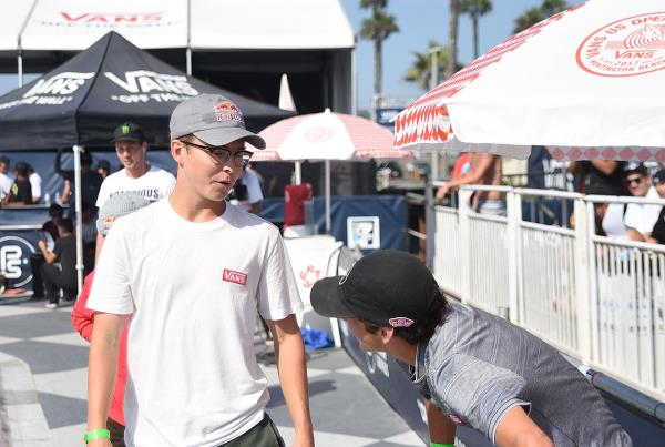 Extras from Huntington Beach VPS - Karl on Deck