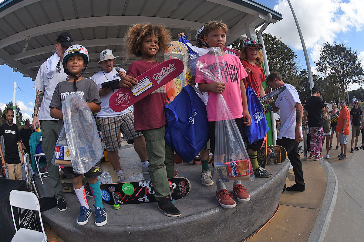 Grind for Life Lakeland 2017 - Street 9 and Under