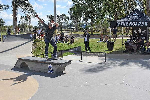 Grind for Life Lakeland 2017 - Lipslide 30 and Up