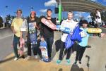 Street Sponsored winners were Lazer Crawford, Kevin Sikes, and Lucas Alves.
