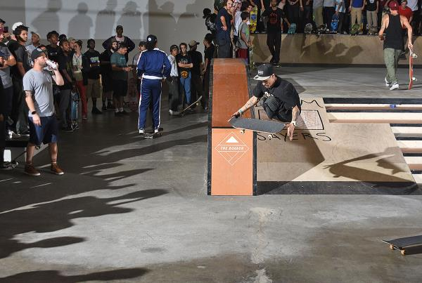 Best Trick at The Boardr Presented by Doom Sayers - 50-50 Kickflip Out