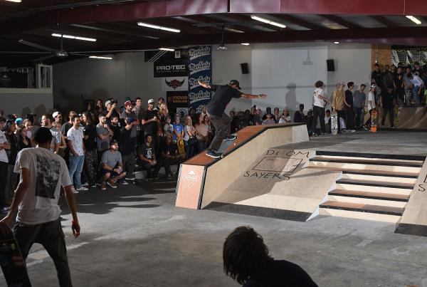 Best Trick at The Boardr Presented by Doom Sayers - Back 180 Fakie 5-0