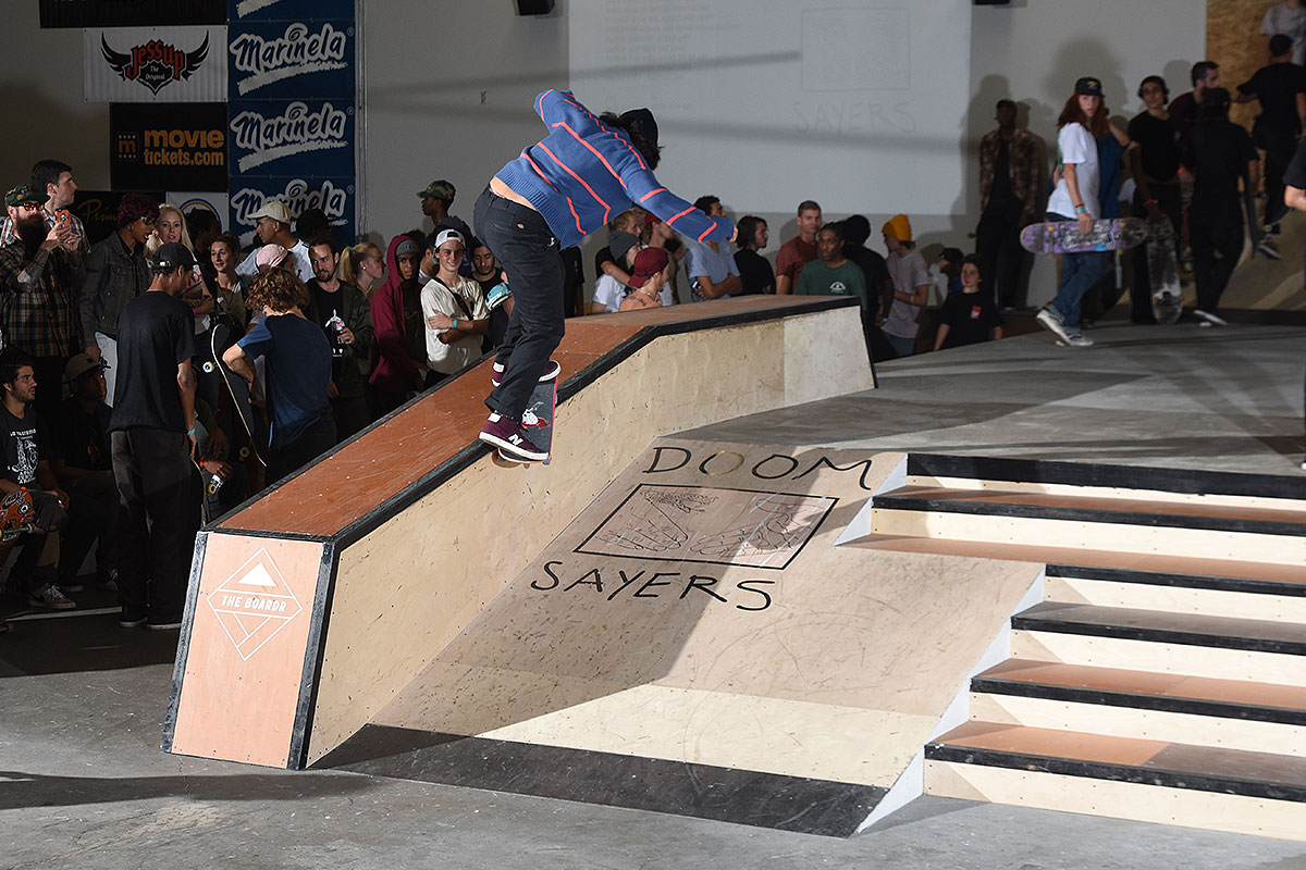 Best Trick at The Boardr Presented by Doom Sayers - Bennett Revert