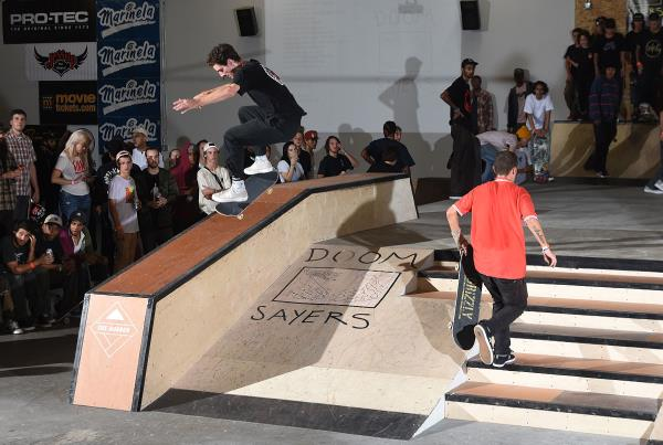 Best Trick at The Boardr Presented by Doom Sayers - Kickflip NG