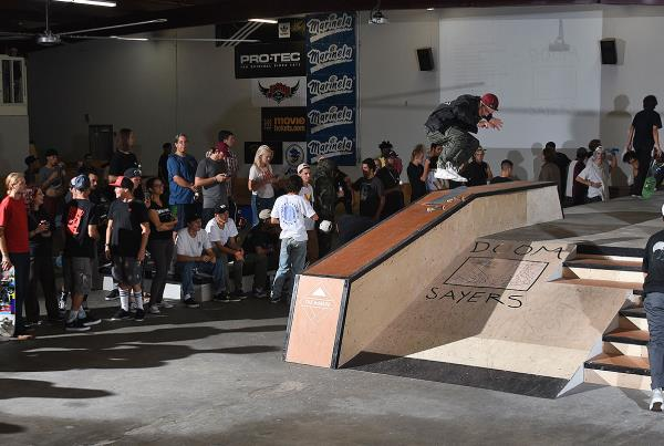 Best Trick at The Boardr Presented by Doom Sayers - Switch Heel BS 5-0