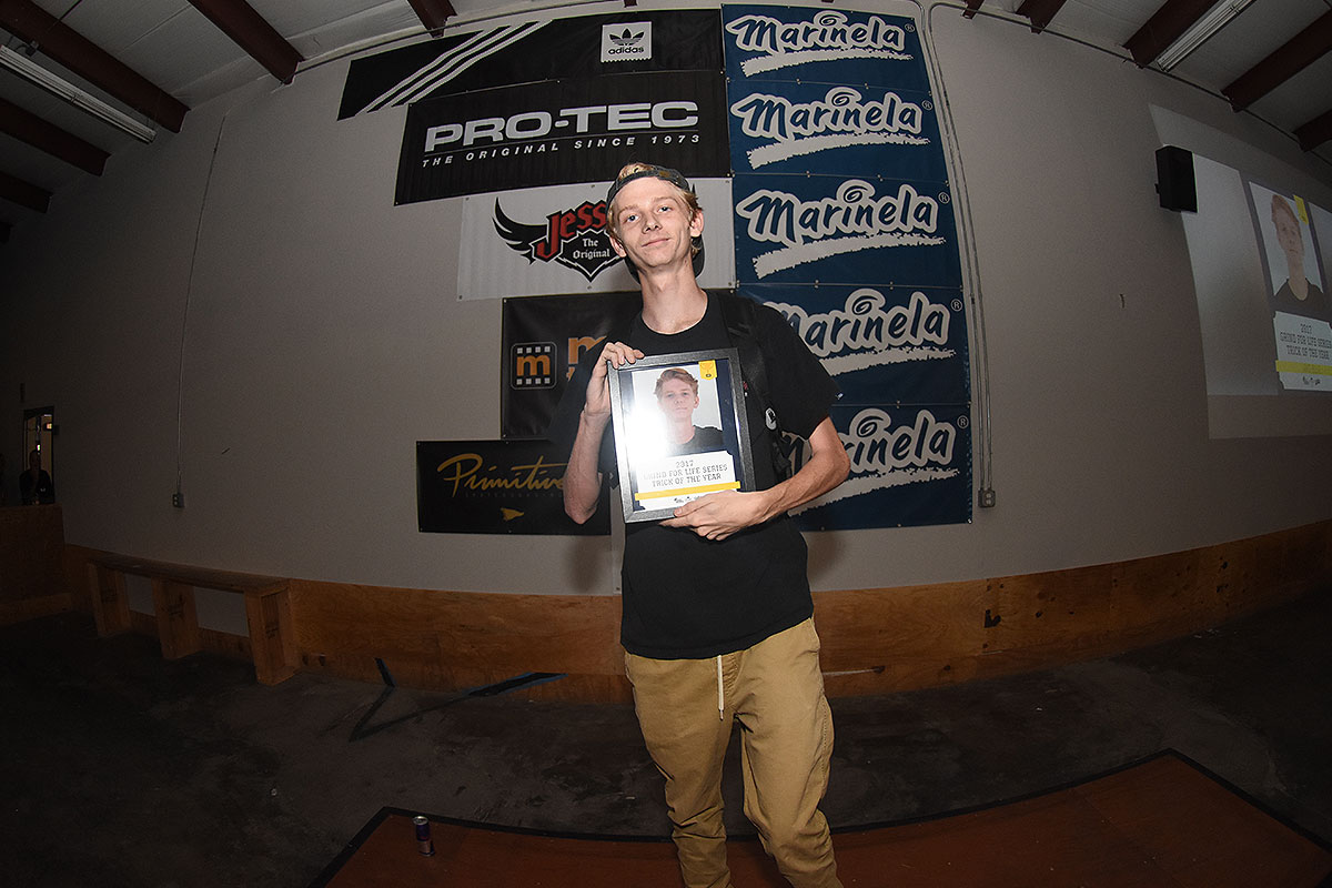 GFL Awards Presented by Marinela - Trick of the Year