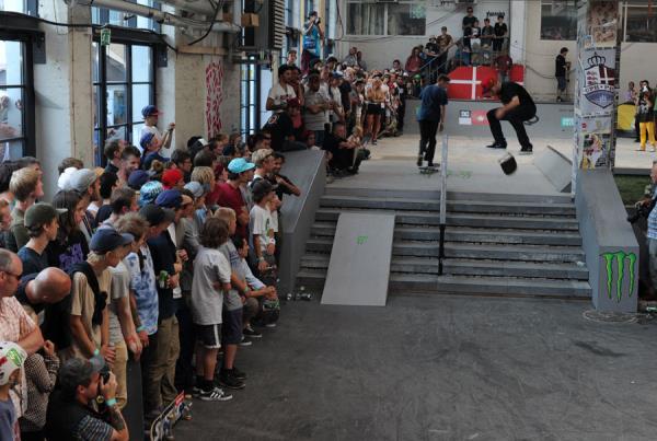 Shane ONeill 360 Double Flip at Copenhagen Pro