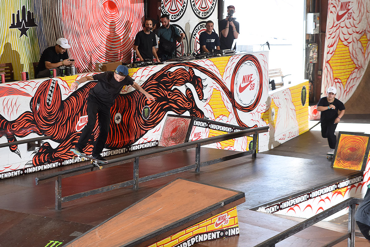 Tampa Am 2017 - BS 5-0
