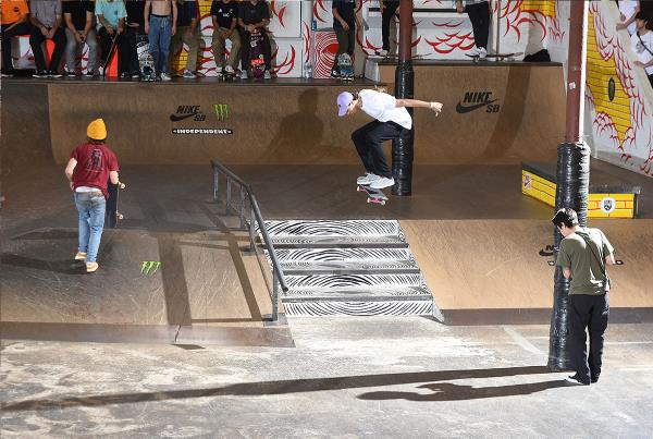 Tampa Am 2017 - Kechaud Switch Flip