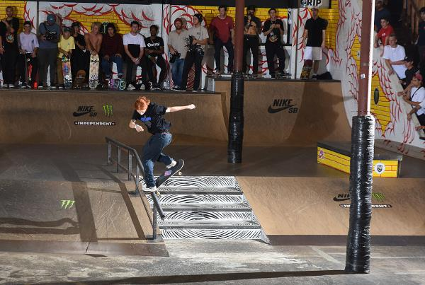 Tampa Am 2017 - Giovanni Back Nose Blunt