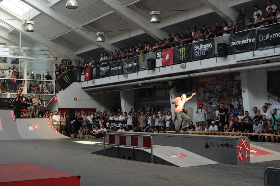 Tommy Fynn at Copenhagen Pro