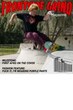 Bo Mitchell at Tampa Bro Frontside Grind Magazine