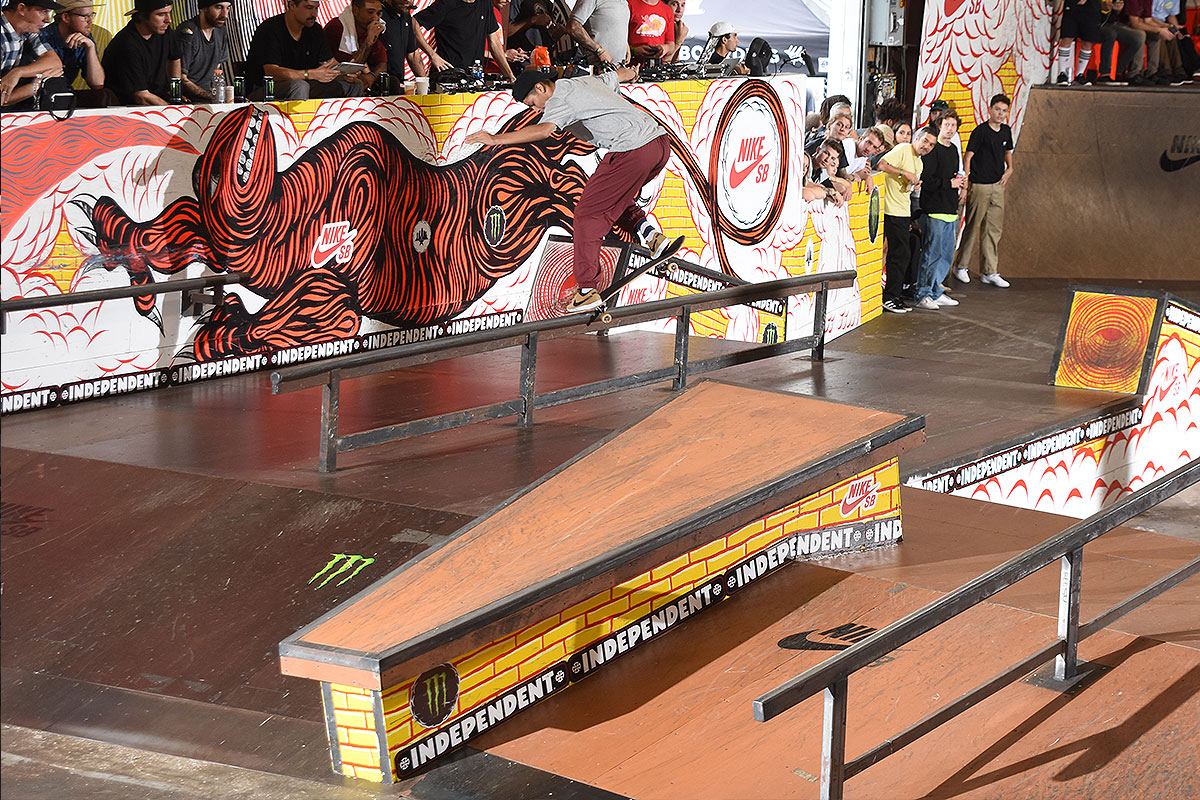 Tampa Am 2017 - Marcos Front Crook