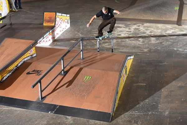 Tampa Am 2017 - Nollie Half Cab