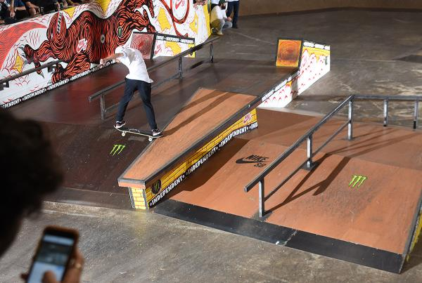 Tampa Am 2017 - Gustavo Switch Back Tail