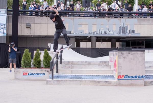 Red Bull Hart lines - Somers Photos - Chase Blunt Slide