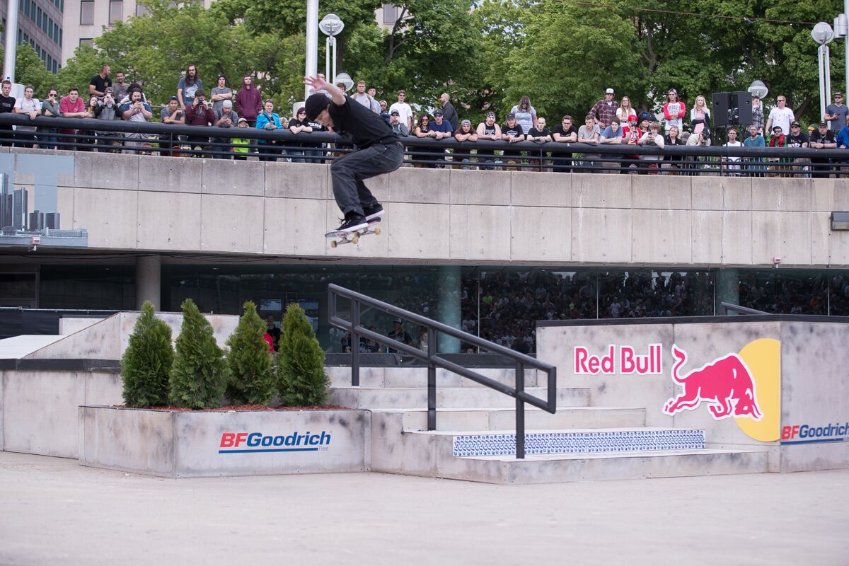 Red Bull Hart lines - Somers Photos - Chase Gap Back Lip