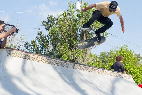 Nick Matlin One Foot Ollie