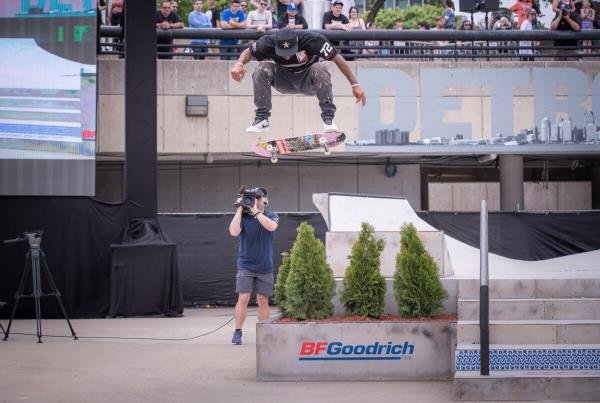Red Bull Hart lines - Somers Photos - Manny FS Flip