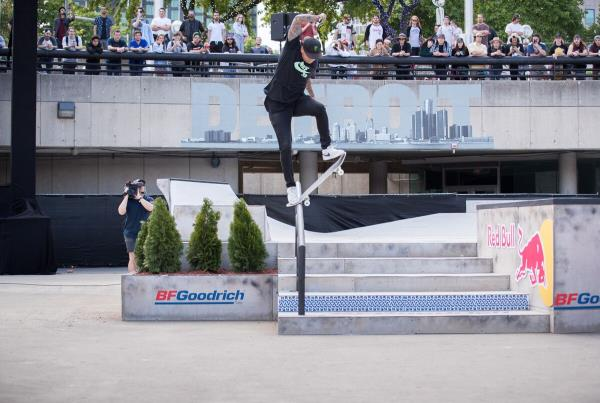 Red Bull Hart lines - Somers Photos - Nyjah Nose Blunt