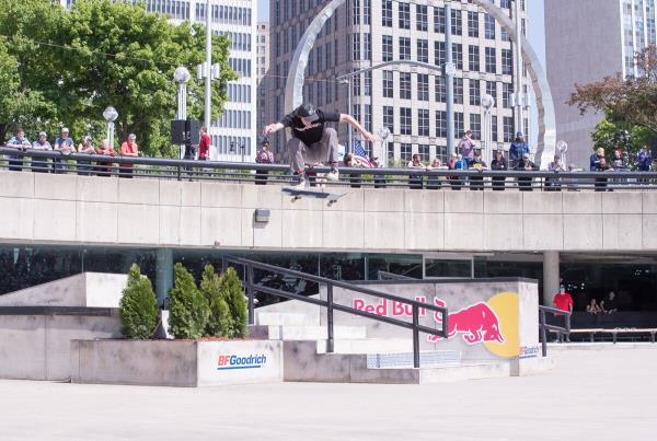 Red Bull Hart lines - Somers Photos - Red Bull Hart lines - Somers Photos - Dixon Kickflip