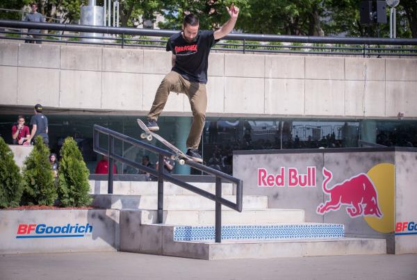 Red Bull Hart lines - Somers Photos  - Mike Krok Nose Blunt
