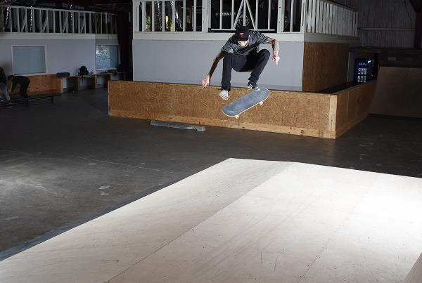 Construction Update - Jata - Kickflip