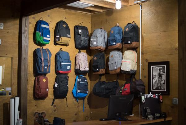 A Tour of The Boardr Store and Facilities in Tampa - Bags