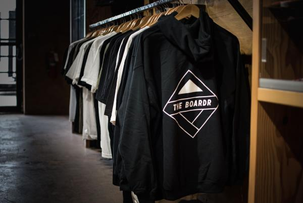 A Tour of The Boardr Store and Facilities in Tampa - Boardr Gear