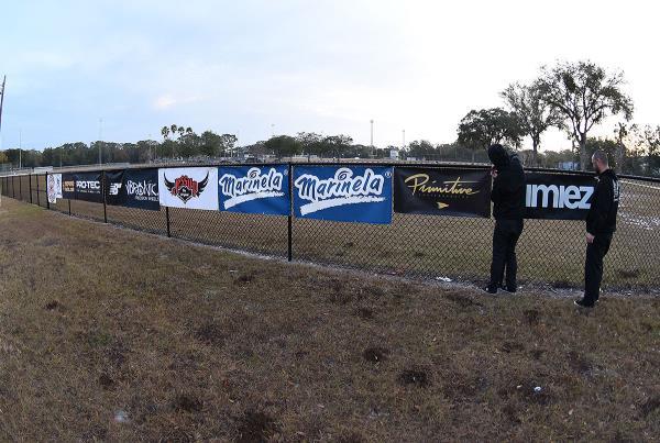 GFL at Zephyrhills - Banners Looking Good