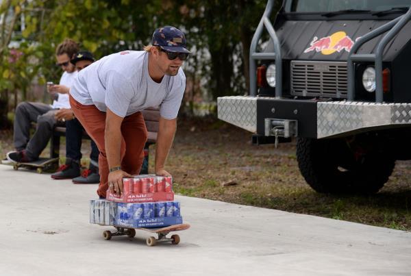 Red Bull Cullen at Tampa Bro