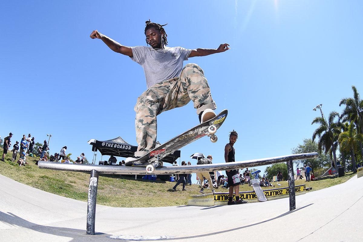 GFL at Sarasota 2018 - Nosegrind