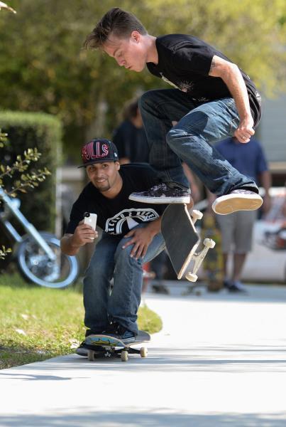 Alex Peavey at Tampa Bro