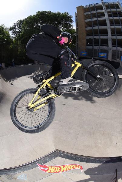 HWJS Austin - Owen Davis BMX Rips