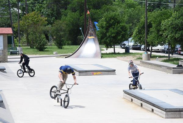 HWJS Austin - BMX Street Advanced