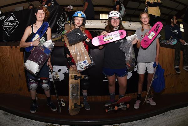 GFL at Houston 2018 - Street Women's,