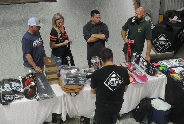 GFL Series Presented by Marinela at Houston - Raffle Sales
