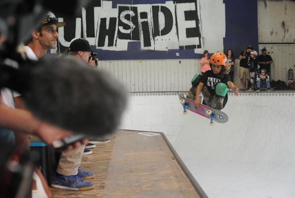 GFL Series Presented by Marinela at Houston - Frontside