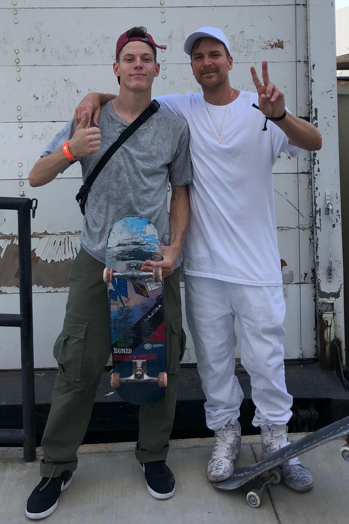 Jake and Muska