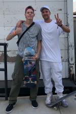 Jake and Muska, Homiez.