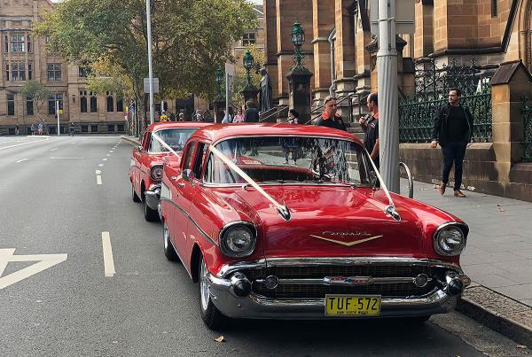 sydney - 57 Chevy