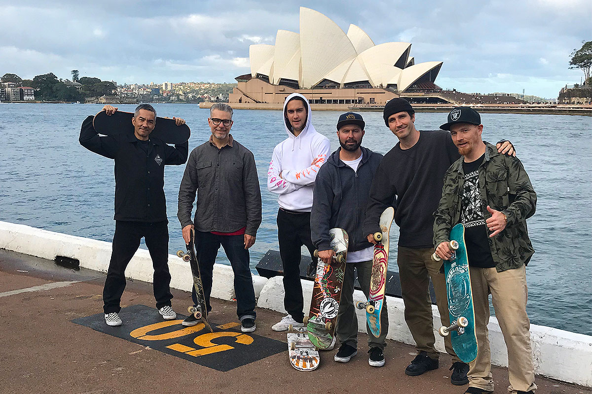 Sydney - We Out Here