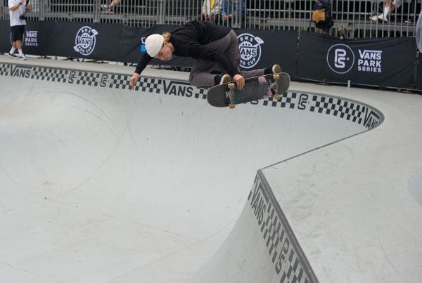 Vans Park Series Sydney - Ben Hennessy