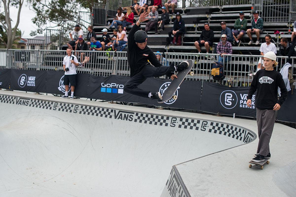 Vans Park Series Sydney - Keegan Stale