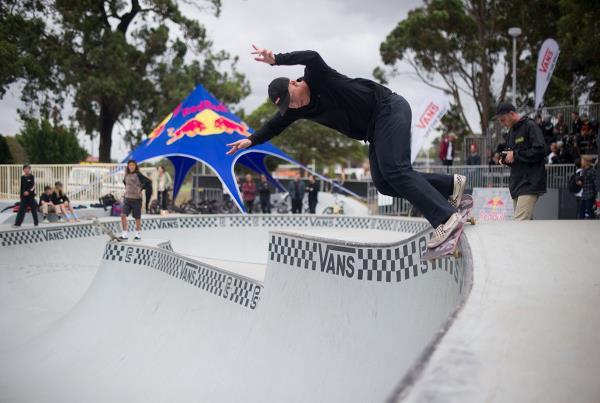 Vans Park Series Sydney - Back Smith