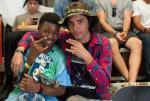 Chuckie Wooder and Justin Zaragoza