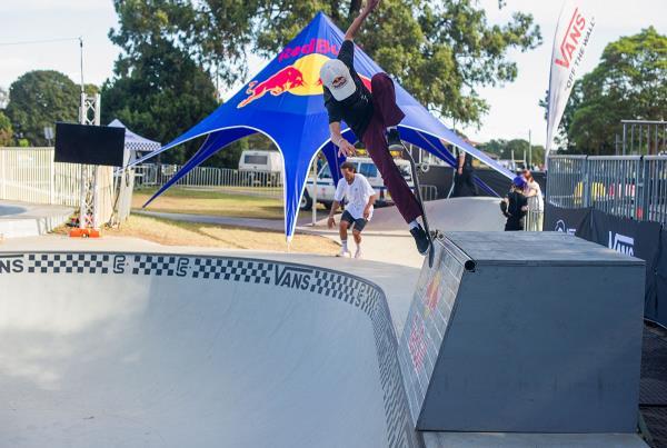 Vans Park Series Sydney - Nose Blunt