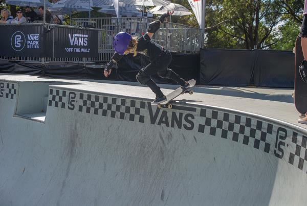 Vans Park Series Sydney - Rock and Roll